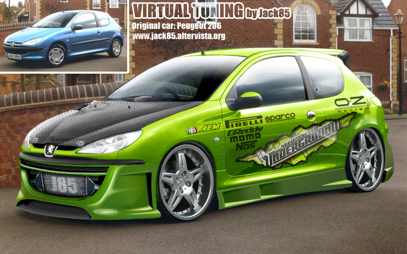 Voitures tuning page 14 - Voiture de tuning ...
